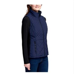 Andrew Marc Women's Quilted Insulated Vest